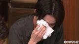 """泣きながら""""ラブレター""""を完読した菅田将暉"""