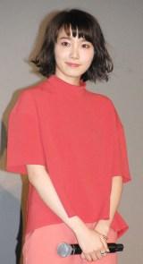 映画『MARS〜ただ、君を愛してる〜』(6月18日公開)完成披露試写会に出席した飯豊まりえ (C)ORICON NewS inc.