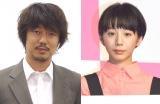 (左から)新井浩文、夏帆 (C)ORICON NewS inc.