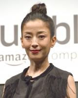 蜷川幸雄さんを追悼した宮沢りえ (C)ORICON NewS inc.