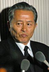 蜷川幸雄さんの通夜に参列した本田博太郎 (C)ORICON NewS inc.