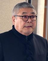 蜷川幸雄さんの告別式に参列した中尾彬 (C)ORICON NewS inc.