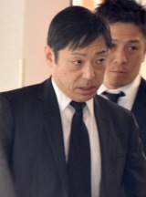 蜷川幸雄さんの告別式に参列した香川照之 (C)ORICON NewS inc.