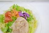 サークルKサンクスの夏の新商品「冷し! だし香る生ぱすた チキンと野菜」