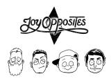 Joy Oppositesが1stアルバム『SWIM』を8月10日に発売