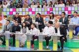 テレビ朝日系のスポーツ特番『中居正広のスポーツ!号外スクープ狙います!』収録の模様 (C)テレビ朝日