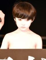 映画『呪怨 −ザ・ファイナル−』の公開直前イベントに登場した小林楓 (C)ORICON NewS inc.