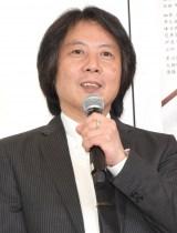 舞台『新・幕末純情伝』制作発表会に出席した岡村俊一氏 (C)ORICON NewS inc.