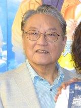 NHKドラマ『水族館ガール』の記者会見に出席した伊東四朗 (C)ORICON NewS inc.