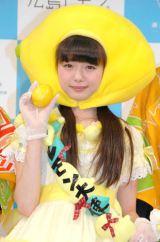 『脱・レモン』を宣言したNMB48の市川美織 (C)ORICON NewS inc.
