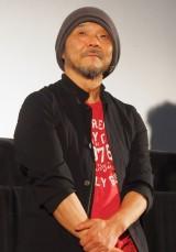 映画『ガルム・ウォーズ』初日舞台あいさつに出席した押井守監督 (C)ORICON NewS inc.