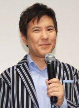 写真は4月9日に都内で行われた映画イベントで孫娘ついてうれしそうに語っていた関根勤 (C)ORICON NewS inc.
