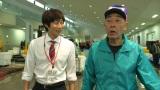 『昼のセント酒』第9話(6月4日放送)より。地元漁師の役ででんでんがゲスト出演(C)テレビ東京
