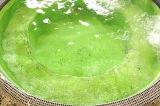 『昼のセント酒』第9話(6月4日放送)より。沼津最後の銭湯「吉田温泉」円形の浴槽が特徴(C)テレビ東京