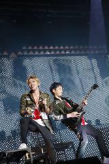 『ソナポケイズム JAPAN TOUR 〜7th Anniversary Special〜』最終公演より Photo by M.キセキ