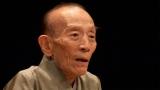 5月22日、NHK総合で放送された『NHKスペシャル 人生の終い方』に出演した桂歌丸(C)NHK