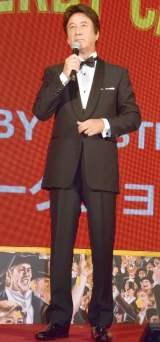 競馬テーマパーク『THE DERBY CASTLE』オープニングイベントに登場した草刈正雄 (C)ORICON NewS inc.