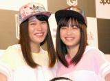 小6当時のバスケ写真を公開した広瀬アリス&広瀬すず姉妹(C)ORICON NewS inc.