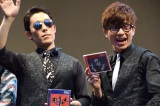 『PERFECT HUMAN』CDアルバム発売記念パフォーマンスを行ったRADIO FISH (C)ORICON NewS inc.