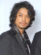 藤山直美に感謝した斎藤工 (C)ORICON NewS inc.