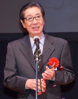 『第25回 日本映画批評家大賞 実写部門』授賞式に出席した浜田光夫 (C)ORICON NewS inc.