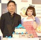 『ドラクエ』誕生30周年を記念してバースデーケーキが登場 (C)ORICON NewS inc.