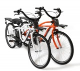 ビームスとパナソニックサイクルテックが共同開発した電動アシスト自転車「BP02」