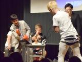 『K-1 TALK LIVE 2016 S/S』の模様 (C)ORICON NewS inc.