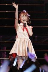 日本武道館でソロライブ『AYA UCHIDA Complete LIVE 〜COLORS〜』を開催する内田彩