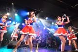 BAND PASSPO☆が初のワンマンライブを開催