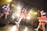 1stワンマンLIVEを開催したBAND PASSPO☆