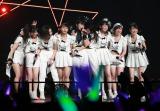 日本武道館で開催された『アンジュルムコンサートツアー2016春「九位一体」〜田村芽実卒業スペシャル〜』