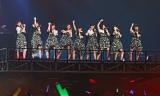 アンジュルムコンサートツアー2016春「九位一体」〜田村芽実卒業スペシャル〜』 の模様
