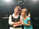 6月2日放送のNHK『SONGS』は友近との対談で高橋真梨子の50 年を振り返る(C)NHK