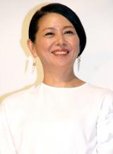 映画『ふきげんな過去』完成披露上映会に出席した小泉今日子 (C)ORICON NewS inc.