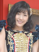 『AKB48選抜総選挙ミュージアム』のオープニングセレモニーに出席したAKB48渡辺麻友 (C)ORICON NewS inc.