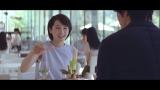 『カロリーメイト ゼリー』の新CM『水着』篇に出演する清野菜名