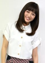 """今の夢に""""朝ドラヒロイン""""を挙げた川口春奈 (C)ORICON NewS inc."""