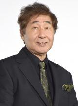 映画『任侠野郎』初日舞台あいさつに登壇した蛭子能収 (C)ORICON NewS inc.