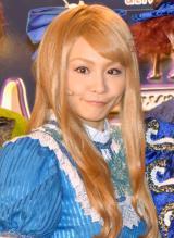 ミュージカル『「ALICE」〜不思議の国のアリスより〜』で19歳のアリスを演じるmisono (C)ORICON NewS inc.