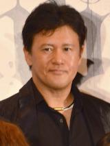 2016年劇団☆新感線夏秋興行SHINKANSEN☆RX『Vamp Bamboo Burn〜ヴァン!バン!バーン!』製作発表に出席した橋本じゅん (C)ORICON NewS inc.