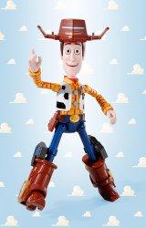 『超合金 トイ・ストーリー 超合体 ウッディロボ・シェリフスター』ウッディ(C)Disney/Pixar