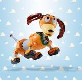 『超合金 トイ・ストーリー 超合体 ウッディロボ・シェリフスター』スリンキードッグ(C)Disney/Pixar