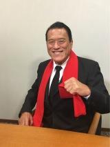 モハメド・アリ追悼番組に出演するアントニオ猪木氏(C)テレビ朝日