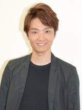 知念里奈と7月末に結婚する井上芳雄 (C)ORICON NewS inc.