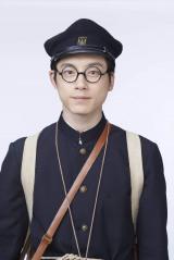 連続テレビ小説『とと姉ちゃん』星野武蔵役の坂口健太郎(C)NHK