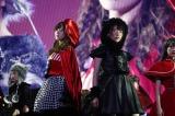 『日テレ HALLOWEEN LIVE 2015』夜公演の乃木坂46のライブの模様(撮影:山内洋枝)