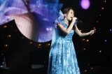 『日テレ HALLOWEEN LIVE 2015』夜公演のMay J.のライブの模様(撮影:山内洋枝)