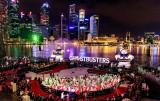 イベントはシンガポールの「マリーナベイ・サンズ」で開催された