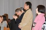 ビートたけし、ダンカンら著名人が別れを惜しんだ (c)Tomohiro Akutsu